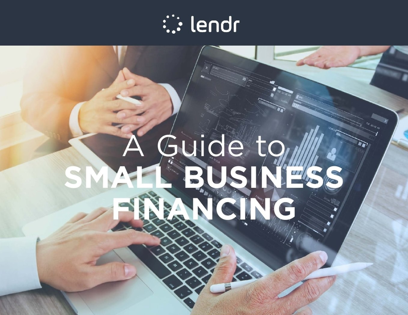 a guide to small business financing
